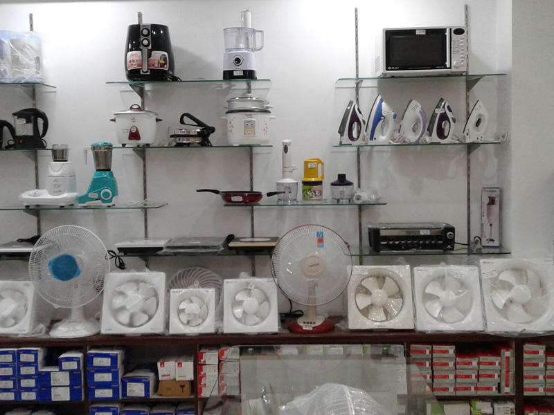 Kitchen Appliances, Fans