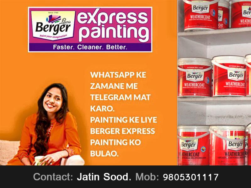 Berger Paints, Hindware