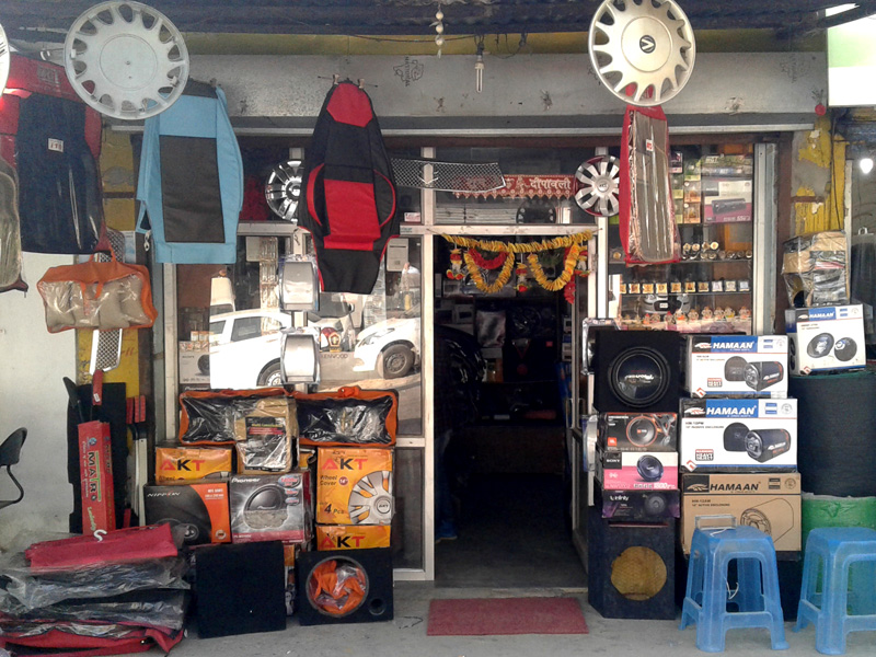 Gungun Car Shingar Car Accessories Dealer In Baijnath