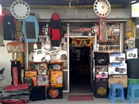 Gungun Car Accessories in Paprola, Teh. Baijnath, Distt. Kangra
