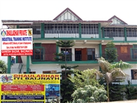 Dhauladhar PVT ITI in Baijnath, Distt. Kangra