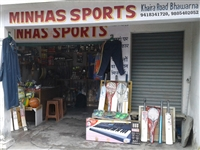 Minhas Sports Shop at Bhawarna, Palampur