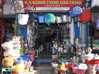 M/s Krishan Chand Gian Chand Utensils Store in Bhawarna, Palampur