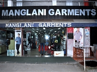 Manglani Readymade Garments shop in Palampur