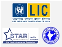 LIC, Star Health and New India Insurance agent in Palampur