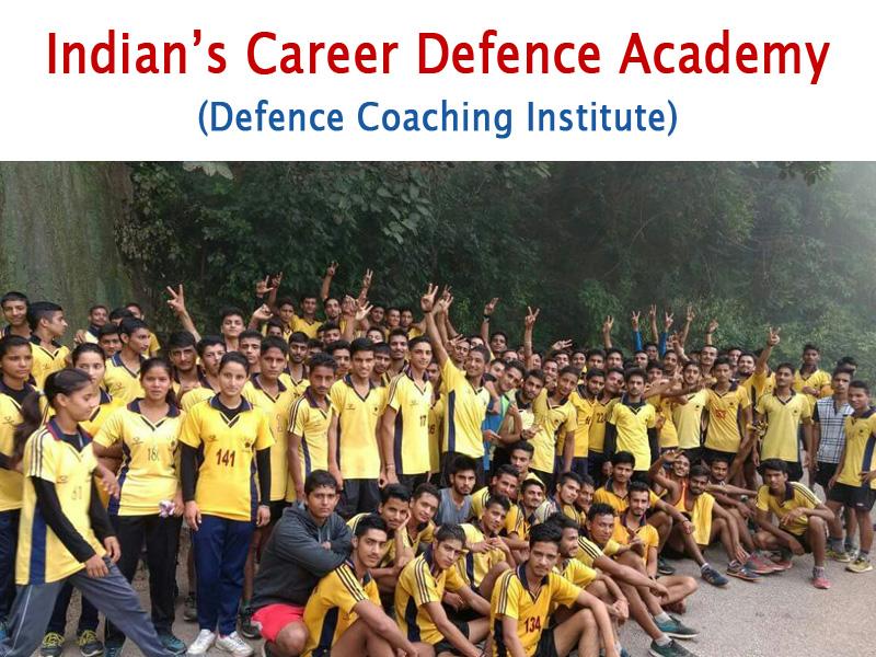 Indian's Career Defense Academy in bilaspur, Himachal