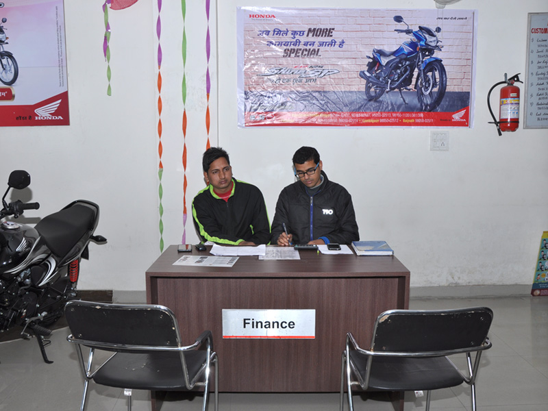 Bajreshwari Honda in Thakurdwara, Palampur