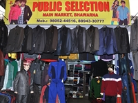 Public Selection Readymade Garments in Bhawarna, Palampur