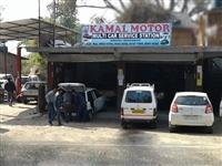 Kamal Motor - Multi-Car Service Station in Banuri, Palampur, Kangra