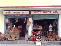 Handicraft shop in Palampur, Kangra