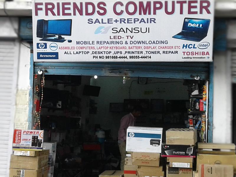 Dell Laptop Dealer, HP Laptop Dealer in Palampur
