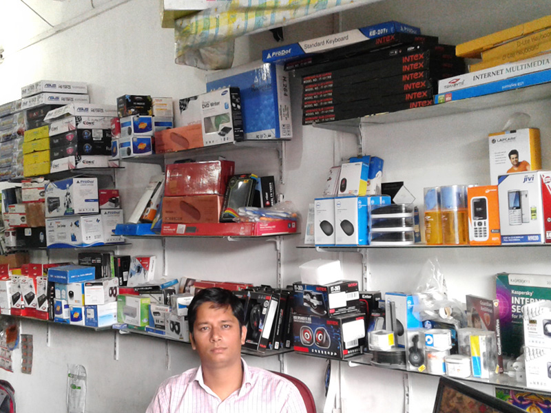 Dell Laptop Store, HP Laptop Store in Palampur