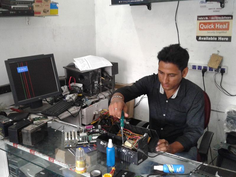 Laptop and Desktop Store in Palampur