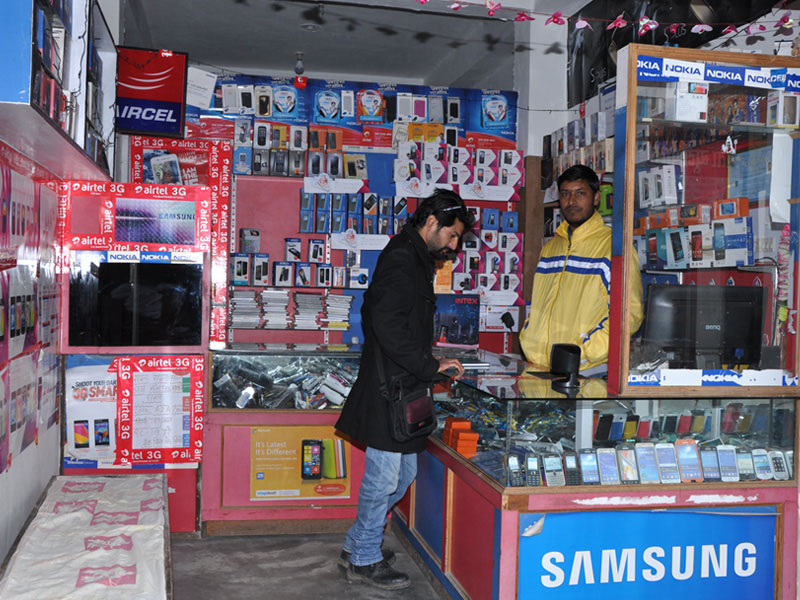 Mehra Communication Moblie Store in Bhawarna, Palampur