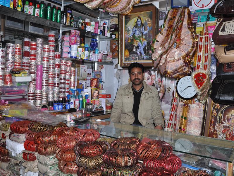 Hari Darshan General Store in Bhawarna, Palampur