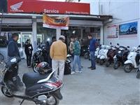 Bajreshwari Honda (Service Station) in Thakurdwara, Palampur