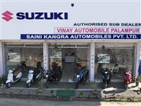 Vinay Automobiles (Service Station) in Maranda, Palampur
