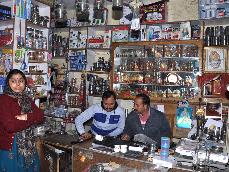 Paras Enterprises in Bhawarna, Palampur