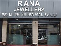 Rana Jewellers in Bhawarna, Palampur