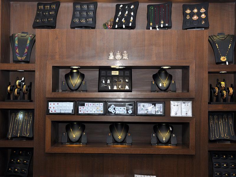 Luxmi Jewellers in Bhawarna, Palampur