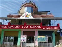 Kids Kingdom Play School, Manisible, Bhawarna, Palampur