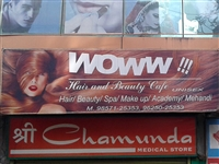 Hair Rebounding, Facial, Bleach, Hair Cut, Hair Spa, Menicure, Pedicure, Bridal Make-Up, Bridal Mehendi etc. in Palampur, Kangra