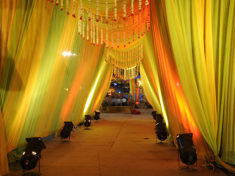 Amar Light and Tent House & Light Tent Decoration Catering Service in Palampur Kangra